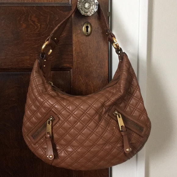 fccea8e80f Marc Jacobs Bags | Quilted Leather Banana Hobo Bag | Poshmark